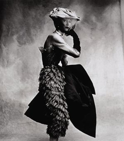 irving_penn_balenciaga_dress_paris_1950