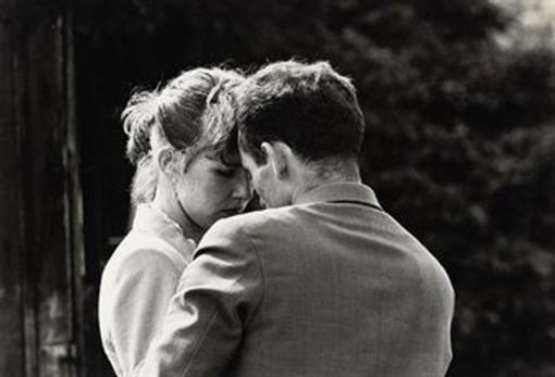 JeanloupSieff_Lovers 1950s